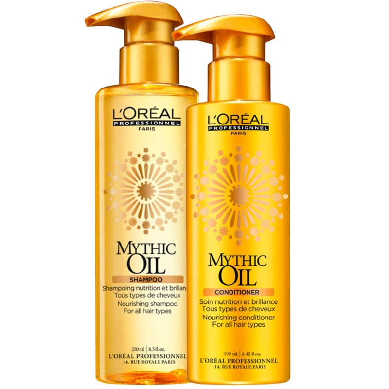 L'Oréal Professionnel Mythic Oil Duo Kit (2 Produtos)