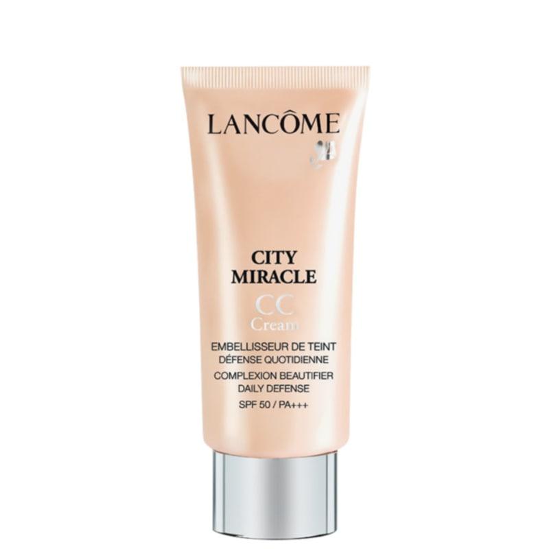 Lancôme City Miracle 02 Peau Pêche - CC Cream 30ml