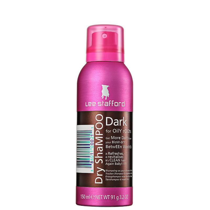 Lee Stafford Dry Dark Brown - Shampoo a Seco 150ml