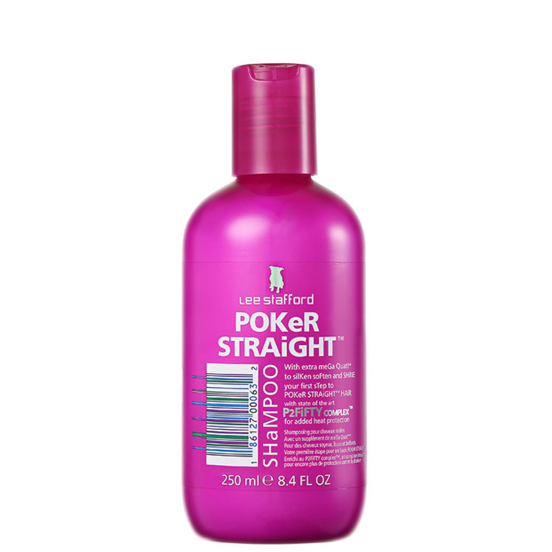 Lee Stafford Poker Straight - Shampoo 250ml