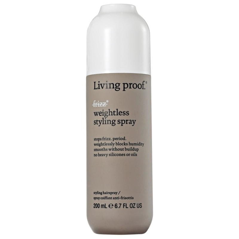 Living Proof No Frizz Weightless Styling Spray - Modelador 200ml
