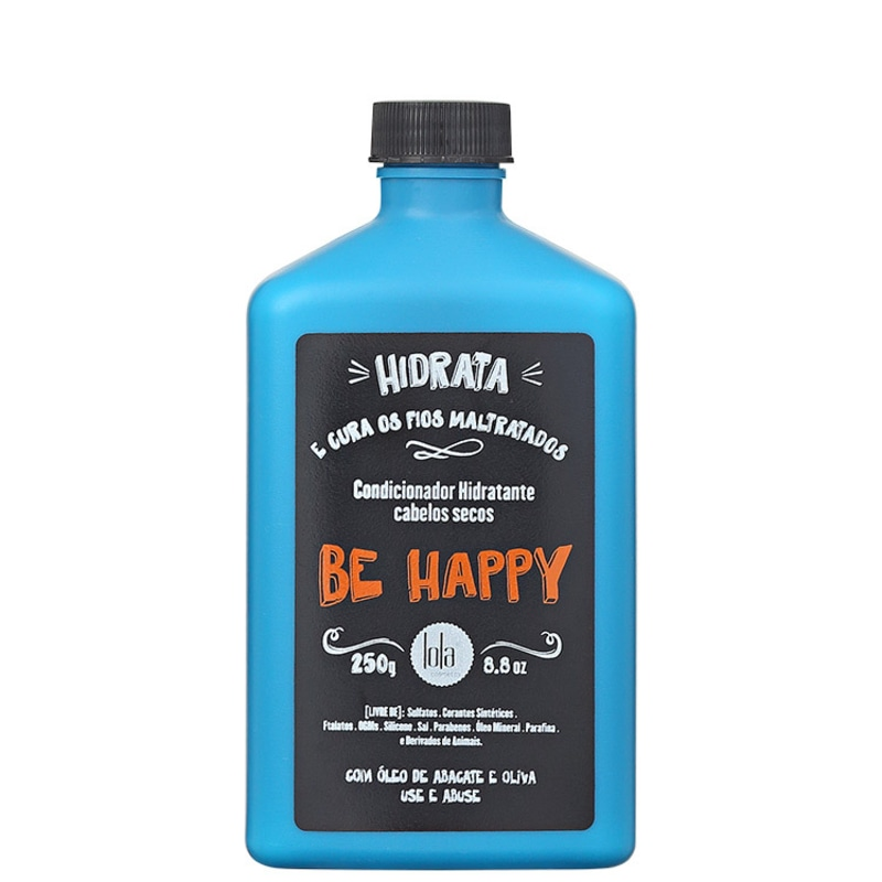 Lola Cosmetics Be Happy - Condicionador 250ml