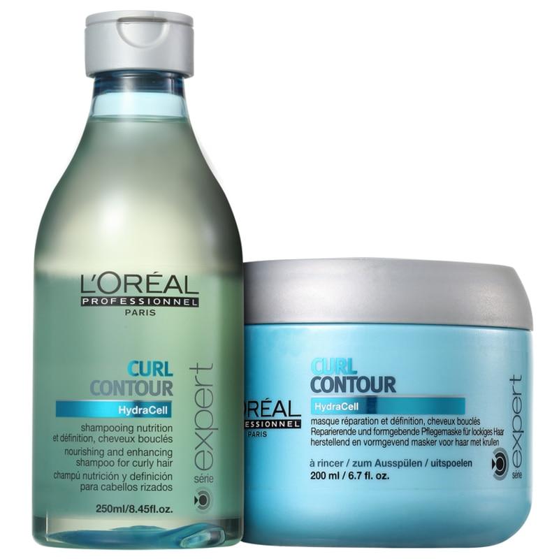 L'Oréal Professionnel Curl Contour Cachos Definidos Kit (2 Produtos)