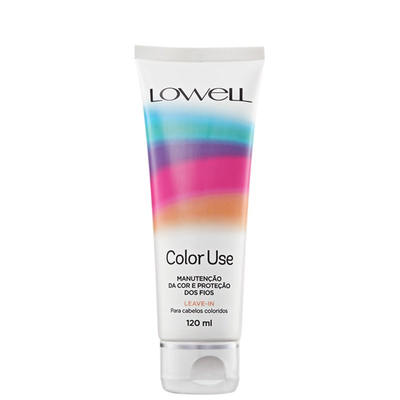 Lowell Color Use – Leave-in 120ml