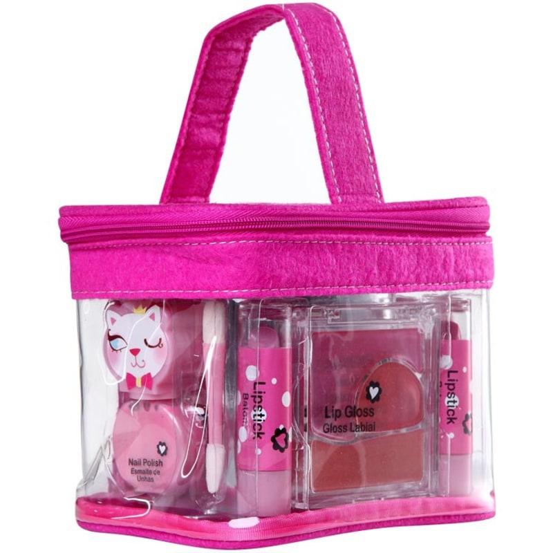 Markwins Linha Pop Glamour Caddy - Maleta de Maquiagem Infantil