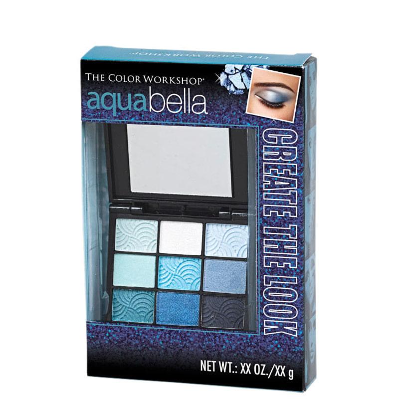 Markwins The Color Workshop Aqua Bella - Estojo de Maquiagem