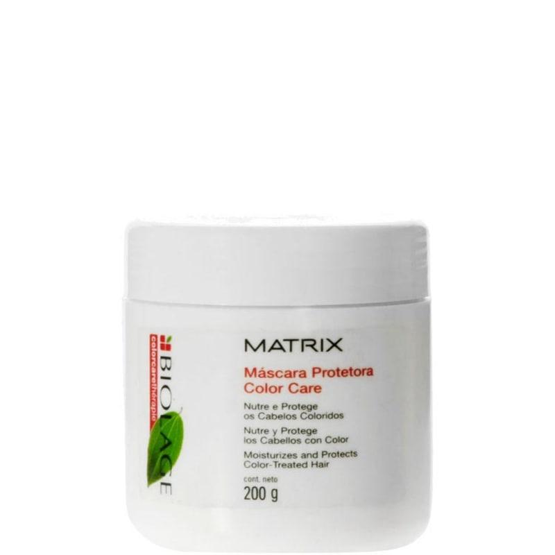 Matrix Biolage Colorcarethérapie Máscara Protetora Color Care - Máscara de Tratamento 200g