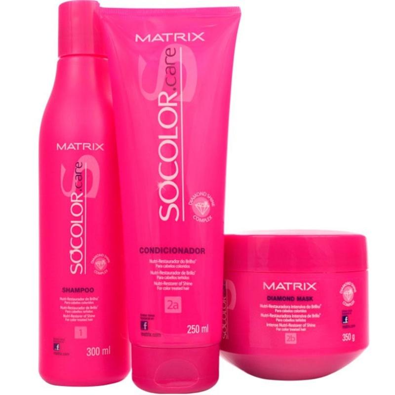 Matrix Socolor.Care Intense Kit (3 Produtos)