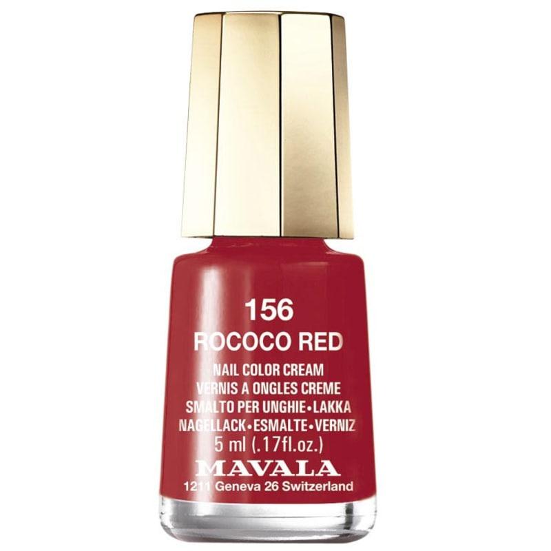Mavala Mini Colours Rococo Red - Esmalte Cremoso 5ml