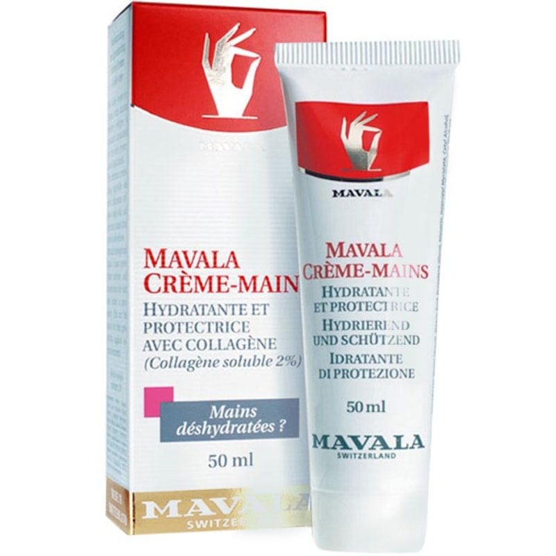 Mavala Hand Cream - Hidratante para Mãos 50ml