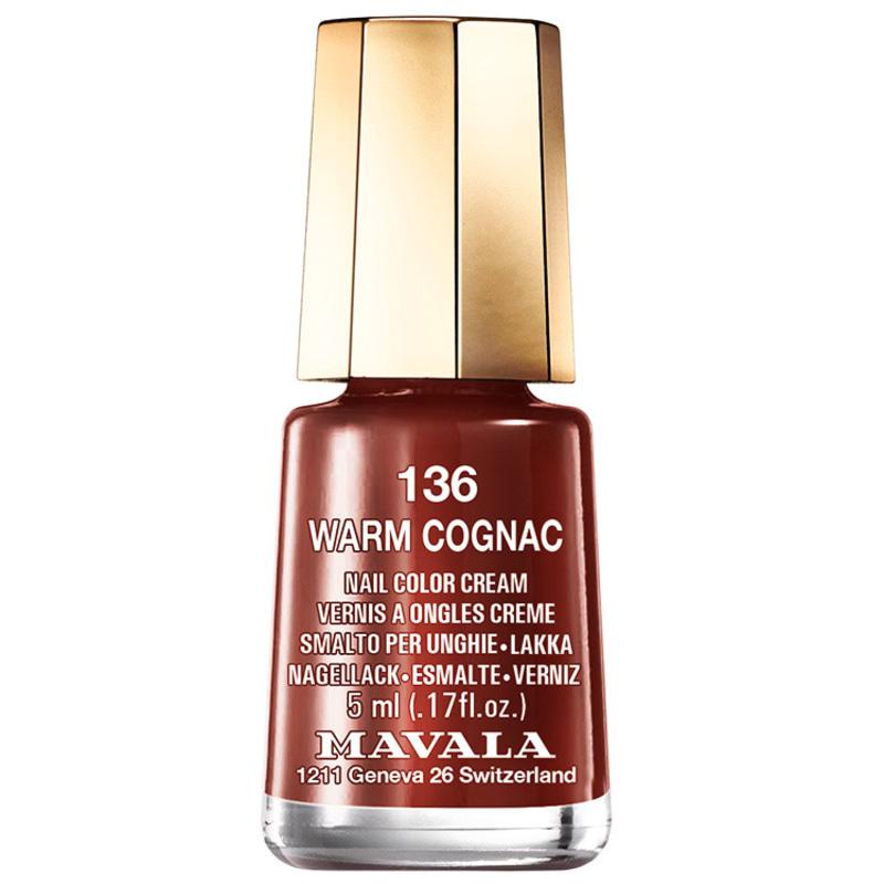Mavala Mini Colours Warm Cognac N136 - Esmalte Cremoso 5ml