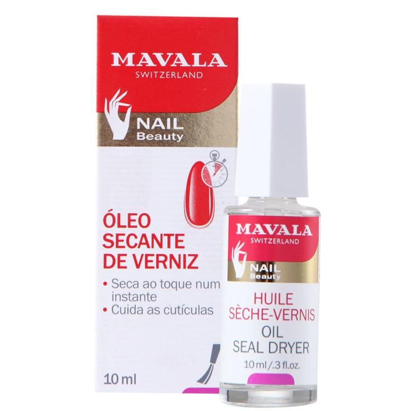 Mavala Oil Seal Dryer - Spray Secante para Esmalte 10ml