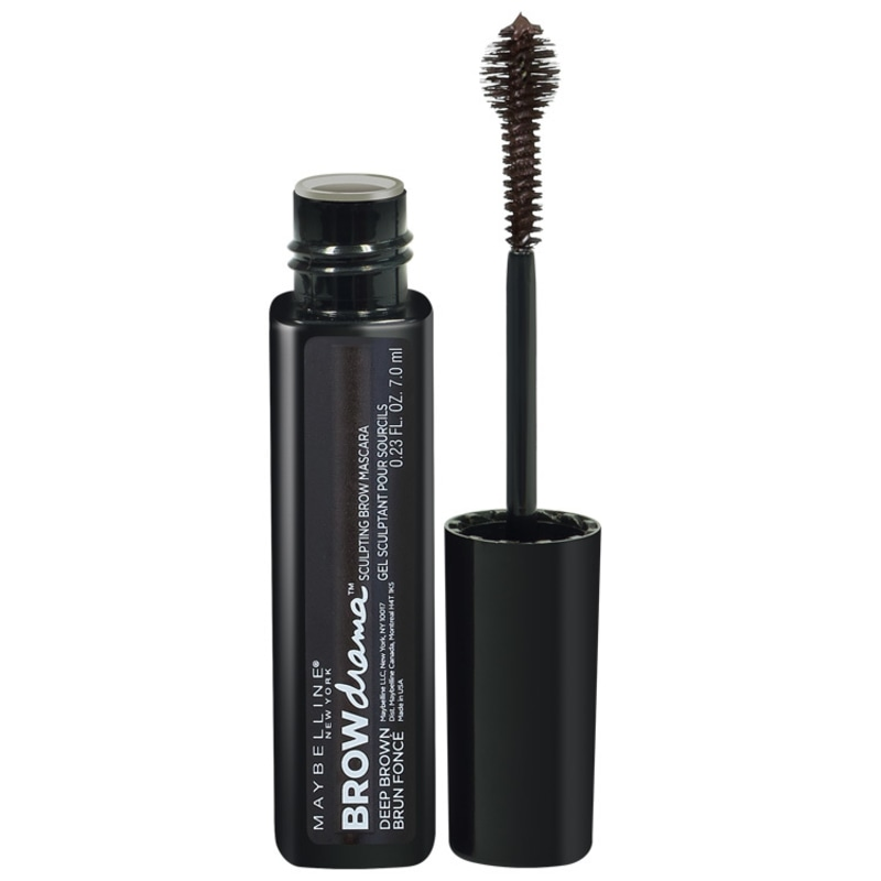Maybelline Brow Drama Brown - Máscara para Sobrancelha 7ml