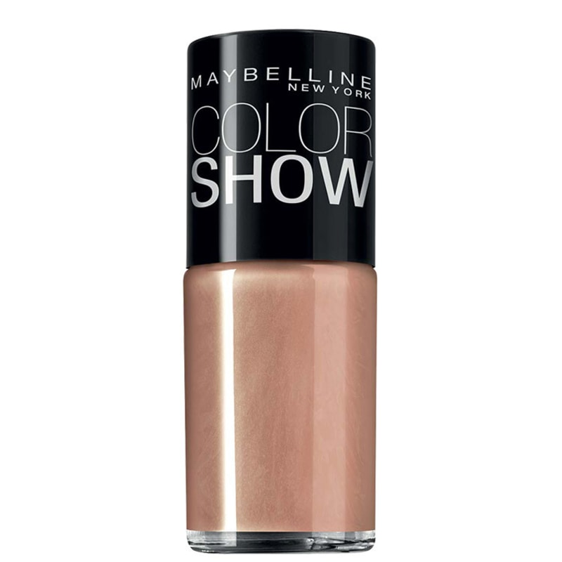 Maybelline Color Show Essentials Be Beige - Esmalte Perolado 9ml