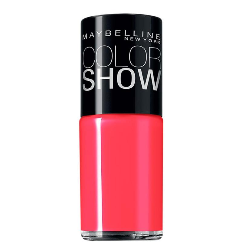 Maybelline Color Show 215 Urban Coral - Esmalte Cremoso 10ml