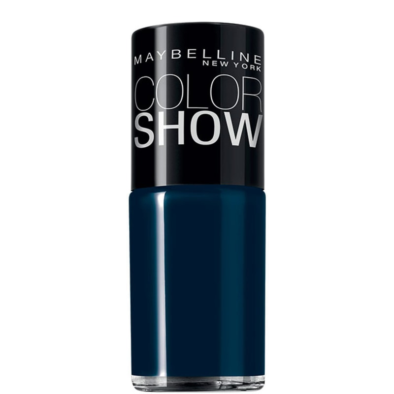 Maybelline Color Show 360 Blue Jeans - Esmalte Cremoso 10ml