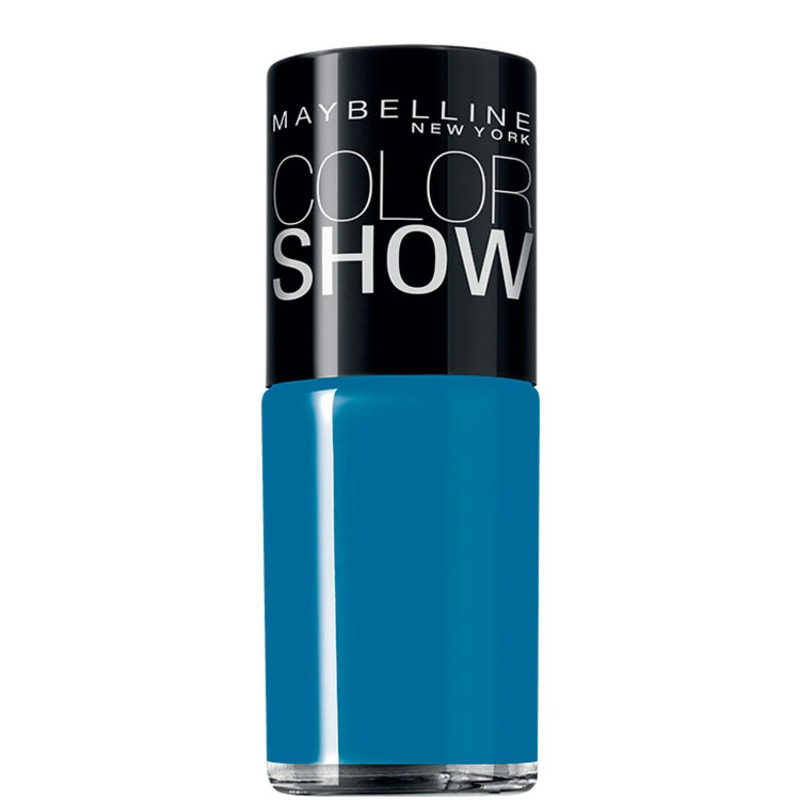 Maybelline Color Show 370 Superpower Blue - Esmalte 10ml