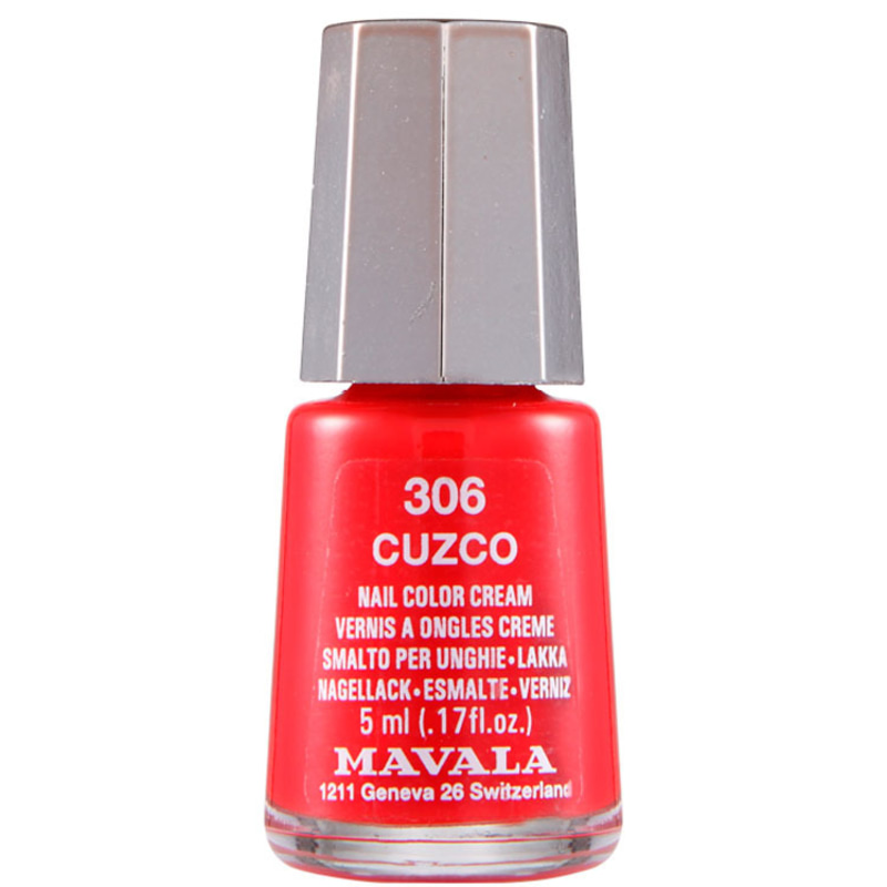 Mavala Mini Colours Cuzco Chilli and Spice - Esmalte Cremoso 5ml