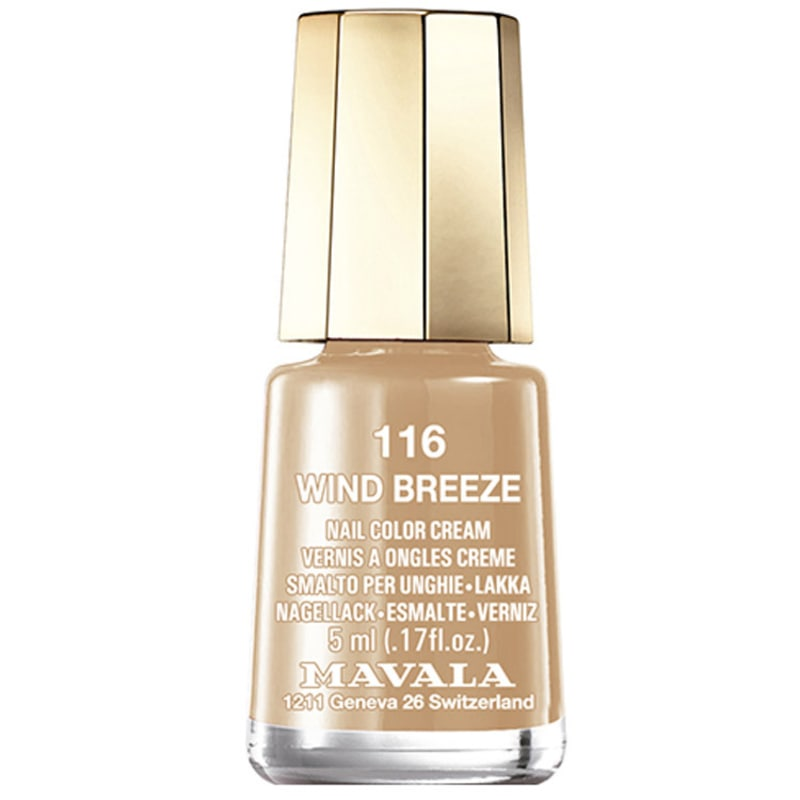 Mavala Mini Colours Oasis Wind Breeze - Esmalte Cremoso 5ml