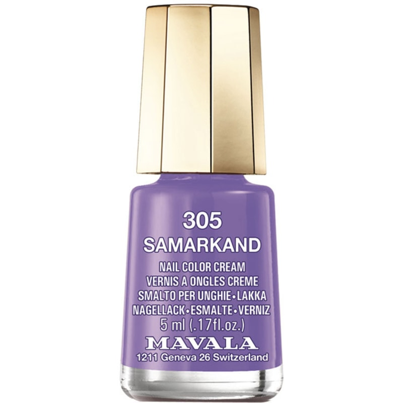 Mavala Mini Colours Smarkand - Esmalte Cremoso 5ml