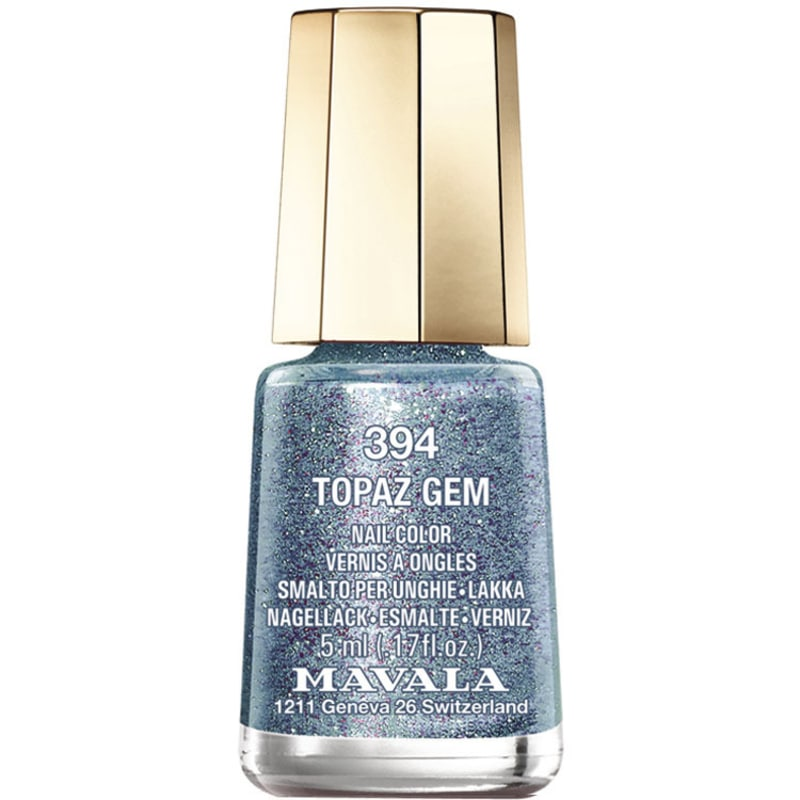 Mavala Mini Colours Topaz Gem - Esmalte Glitter 5ml