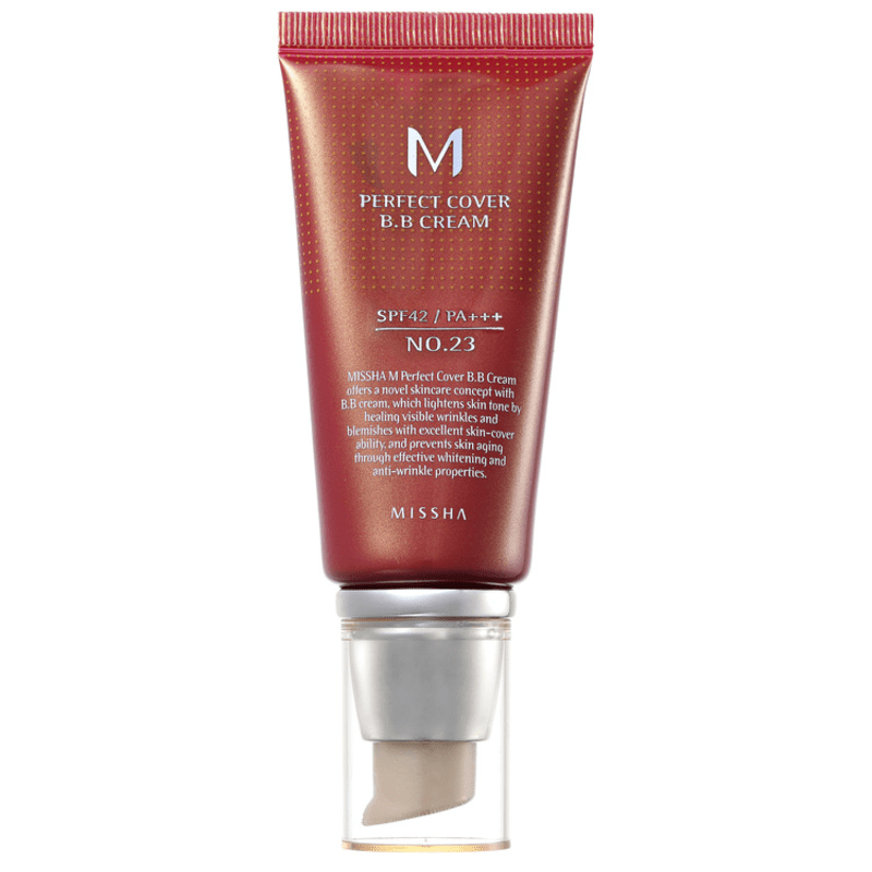 Missha M Perfect Cover Nº 23 Natural Beige - BB Cream 50ml