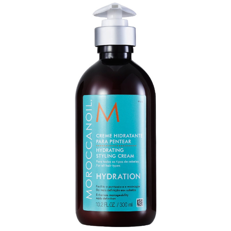 Moroccanoil Hydrating Styling Cream - Creme para Pentear 300ml