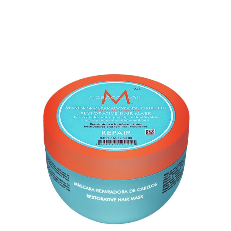 Moroccanoil Restorative Hair Mask - Máscara Reparadora 250ml