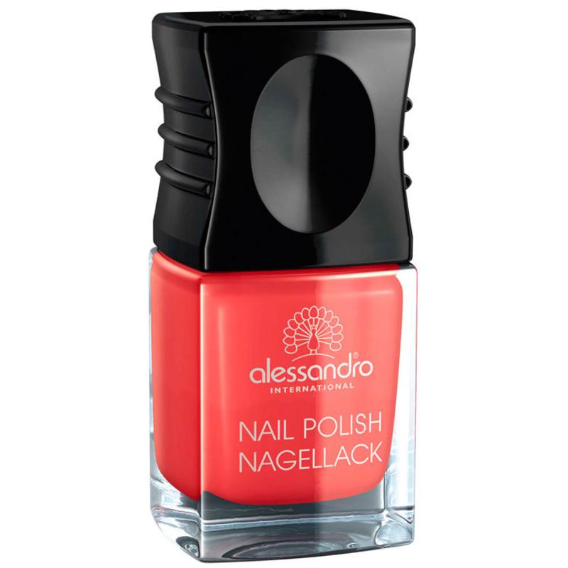 Alessandro International Nail Polish Pink Emotion - Esmalte Cremoso 10ml