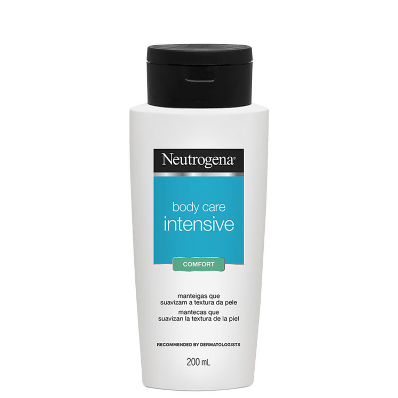 Neutrogena Body Care Naturals - Creme Hidratante Corporal 200ml