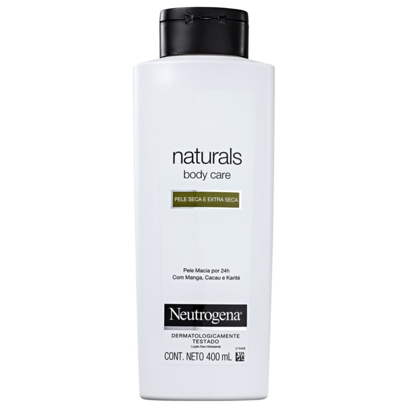 Neutrogena Body Care Naturals - Hidratante Corporal 400ml