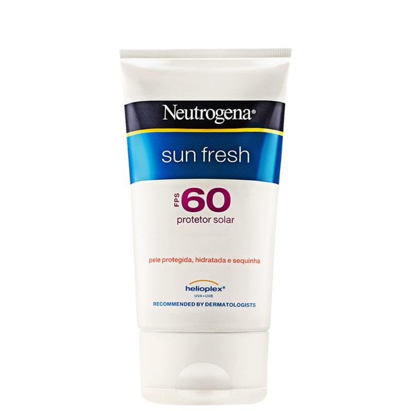 Neutrogena Sun Fresh FPS 60 - Protetor Solar 120ml