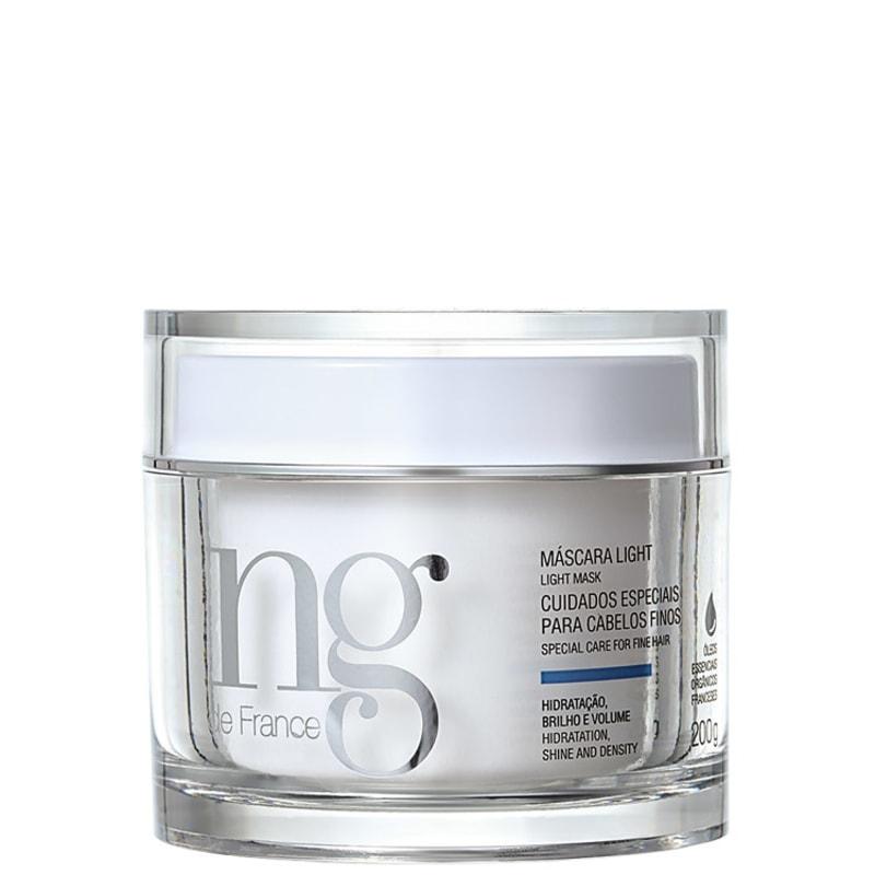 NG de France Light - Máscara de Tratamento 200g