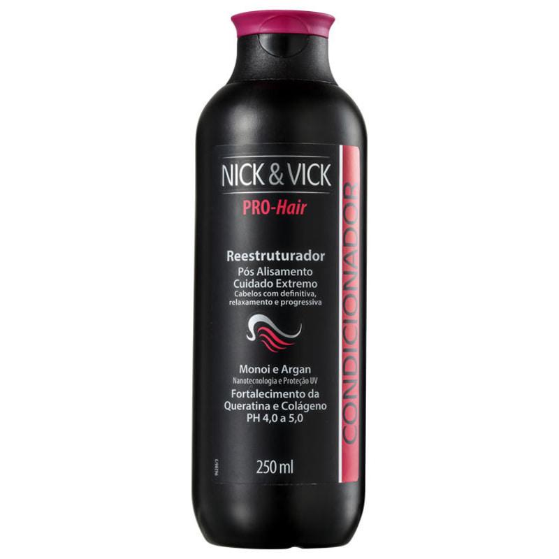 Nick & Vick PRO-Hair Reestruturador - Condicionador 250ml