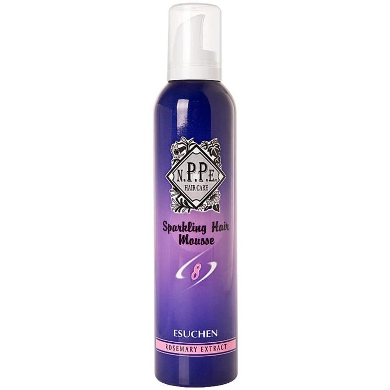 N.P.P.E. Sparkling Hair Mousse Nº8 - Mousse 300ml