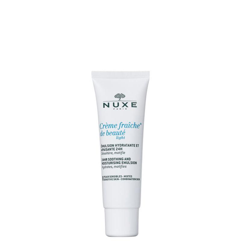 Nuxe Crème Fraîche De Beauté - Hidratante  Facial Light 50ml