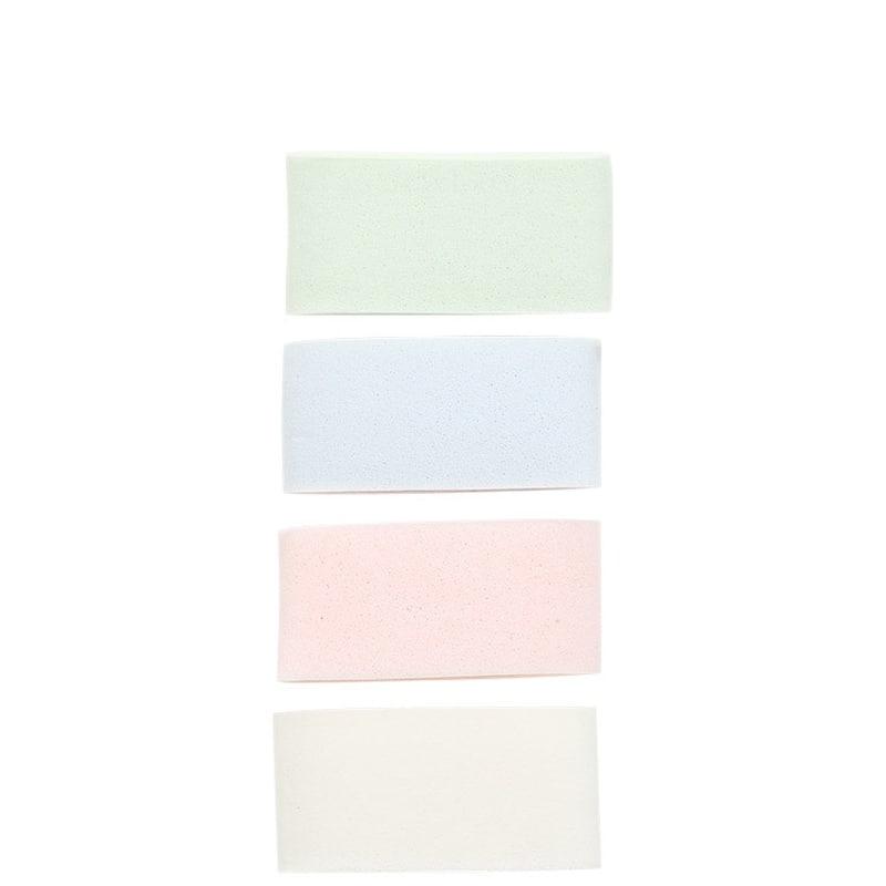 Océane Femme 4 Strip Sponge - Esponja para Maquiagem (4 unidades)