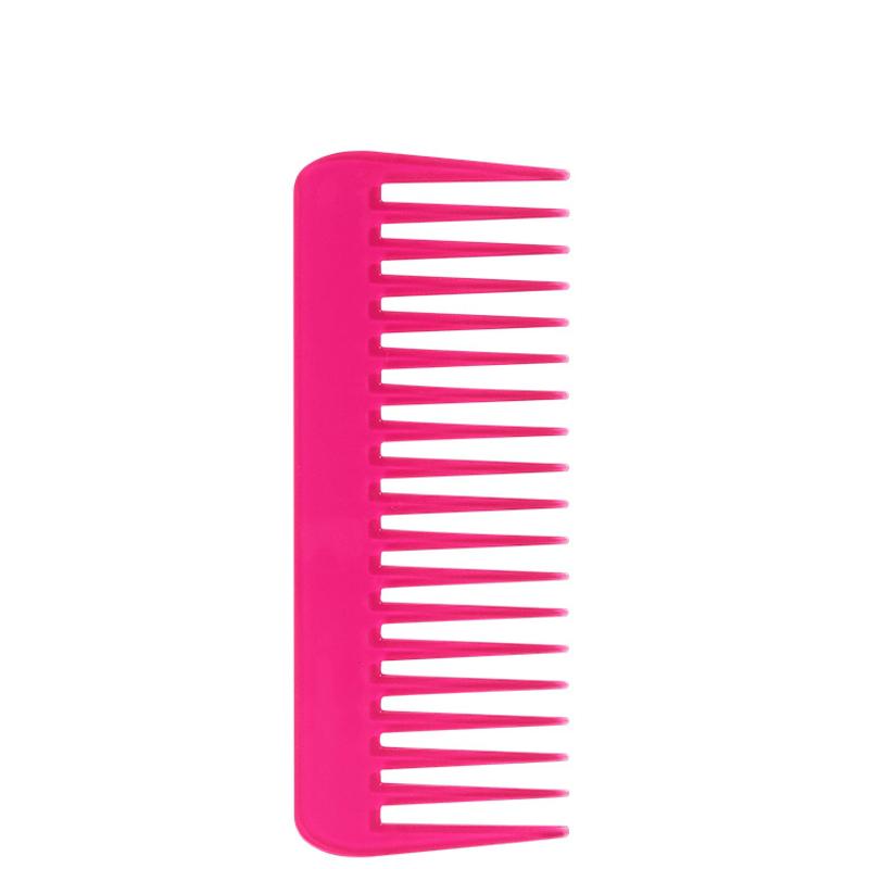 Océane Femme Color Comb Wide Rosa - Pente
