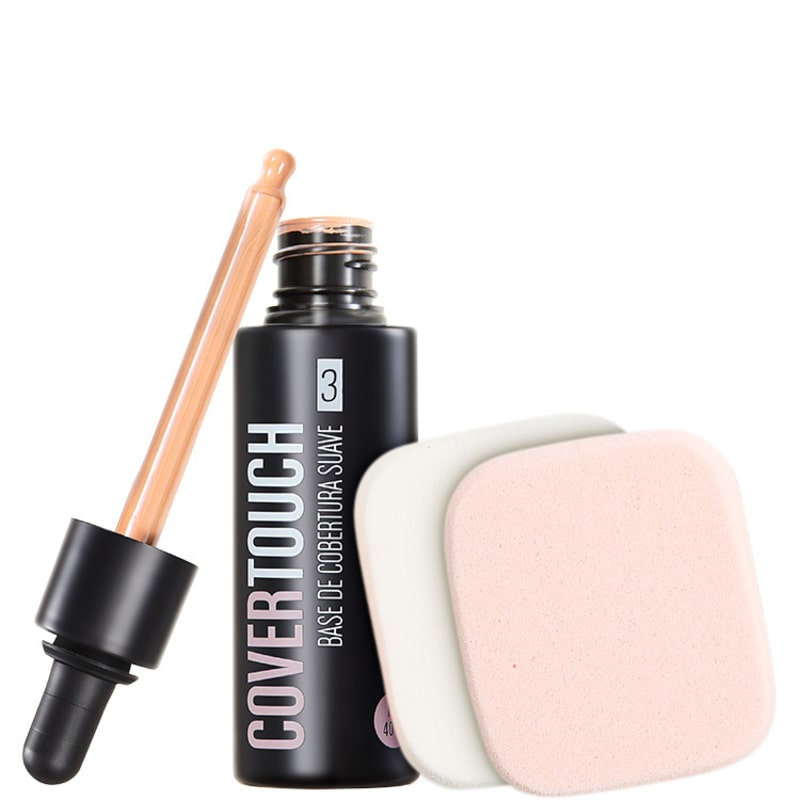 Kit Océane Femme Cover Touch 3 Natural Skin (2 produtos)