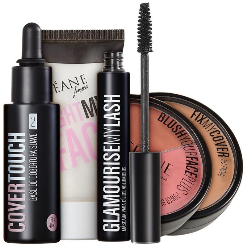 Kit Océane Femme Perfect Face Make Up (5 produtos)