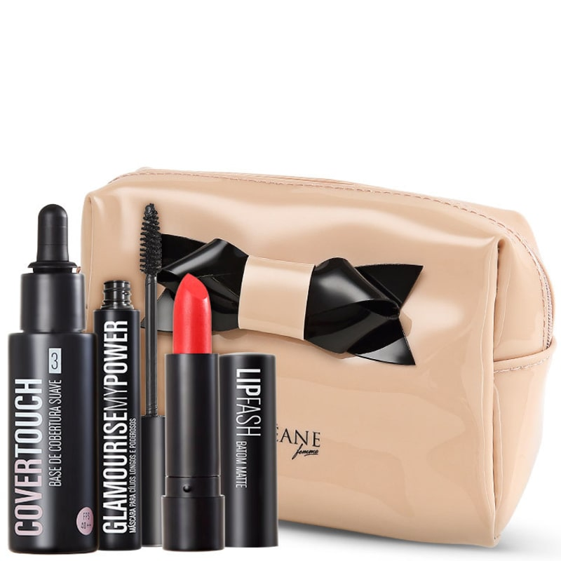 Kit Océane Femme Cover Touch 3 Glamourise Cassandra Starlet (4 produtos)