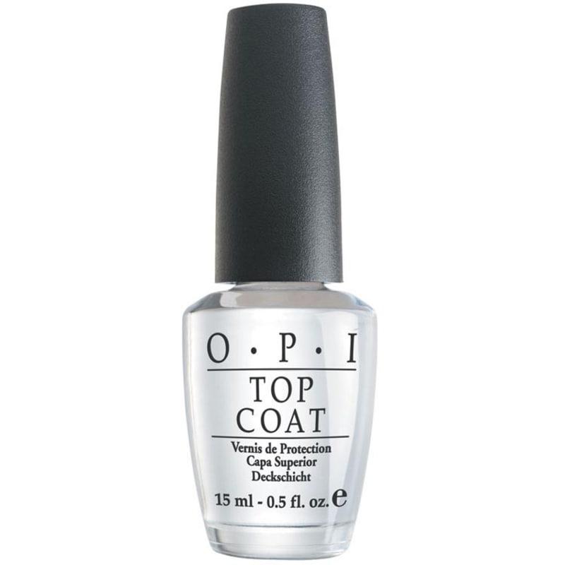 OPI Top Coat - Base Extrabrilho 15ml