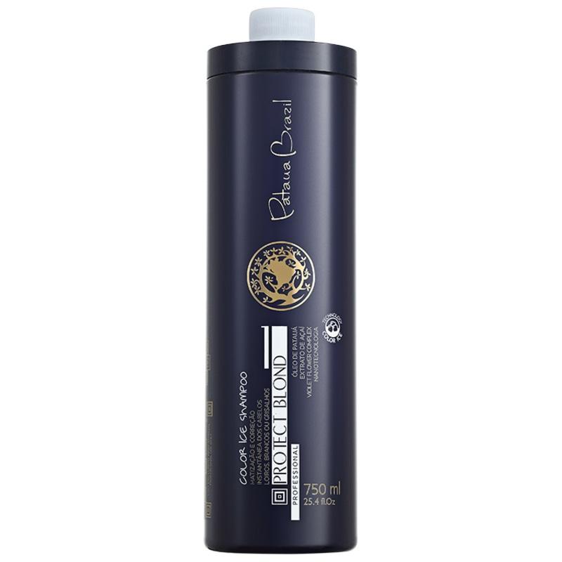 Pataua Brazil Protect Blond Color Ice - Shampoo 750ml