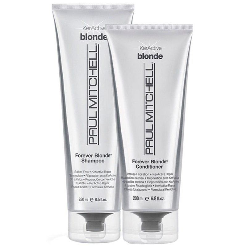 Paul Mitchell Forever Blonde Duo Kit (2 Produtos)