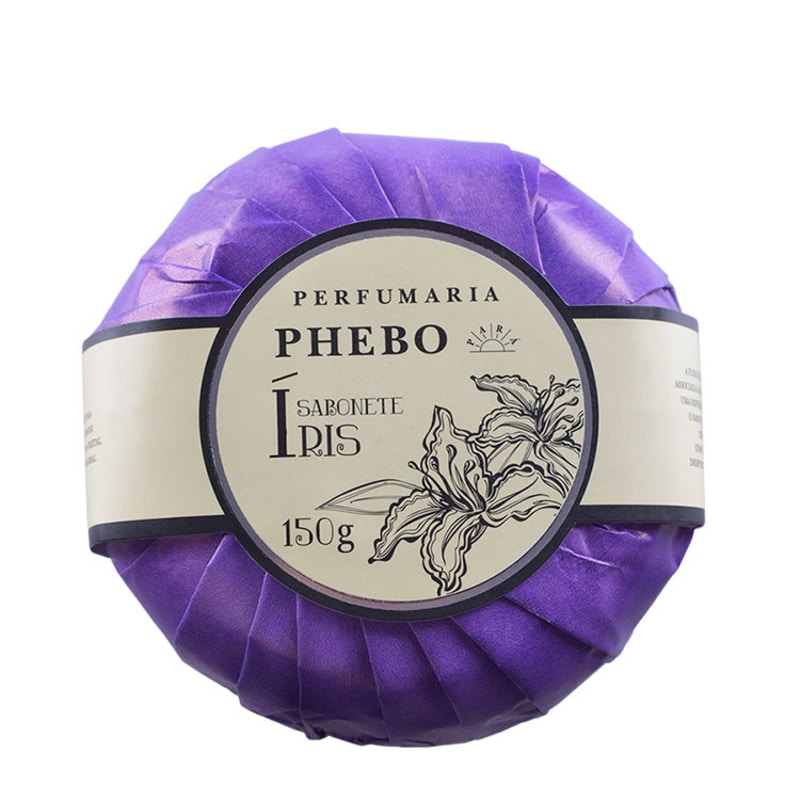 Perfumaria Phebo Íris - Sabonete em Barra 150g