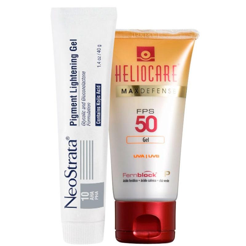 Melora Pigment Lightening Defense Fps 50 Kit (2 Produtos)