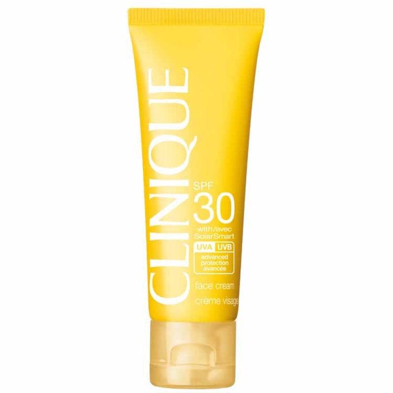 Clinique Sun Care Face Cream FPS 30 - Protetor Solar Facial em Creme 50ml