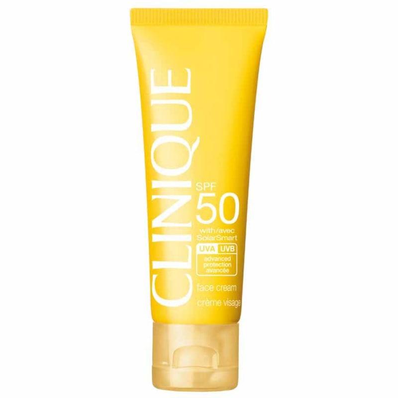 Clinique Sun Care Face Cream FPS 50 - Protetor Solar Facial em Creme 50ml