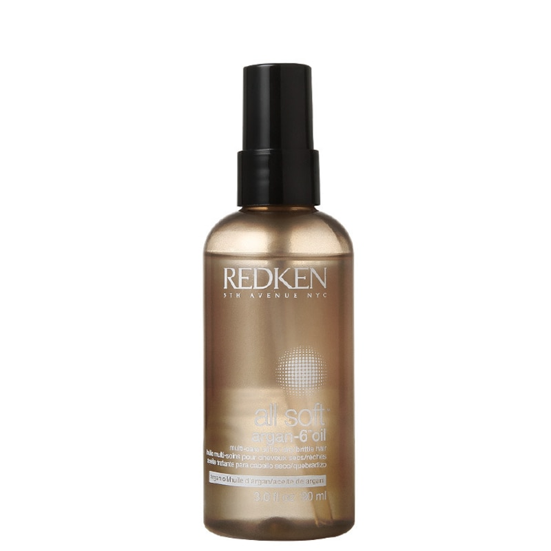 Redken All Soft Argan 6 Oil - Óleo de Argan 90ml