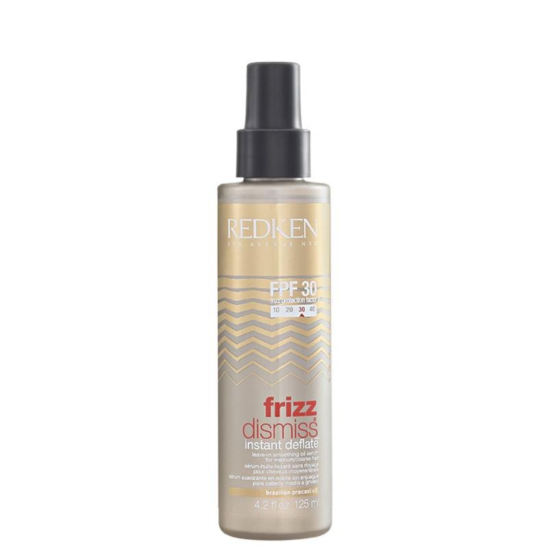 Redken Frizz Dismiss Instant Deflate FPF30 - Leave-in Anti-frizz 125ml